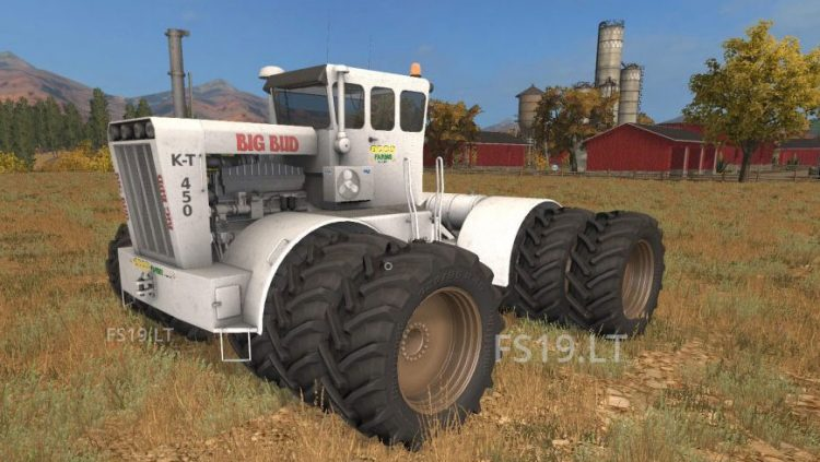 FS19 Tractor mods - FS19 mods / Farming Simulator 19 mods