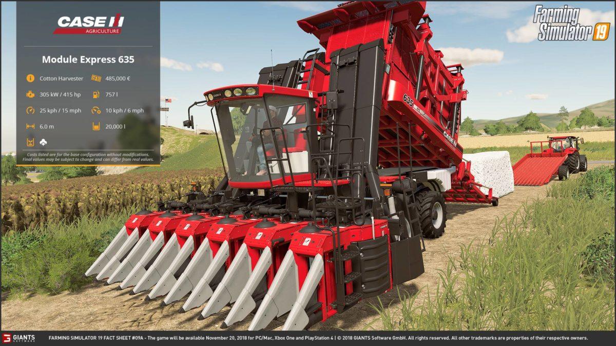 FS19 mods - special harvesters - FS19 mods / Farming Simulator 19 mods