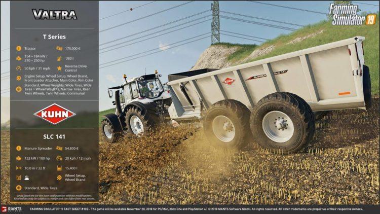FS19 Items from FactSheetFriday - FS19 mods / Farming Simulator 19 mods