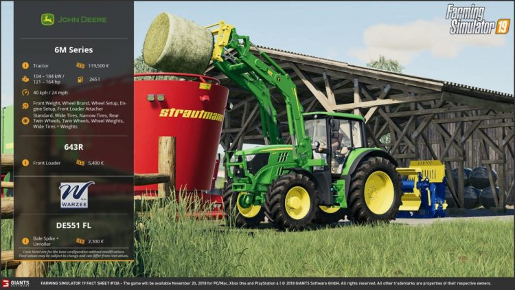 New machinery review - FS19 mods / Farming Simulator 19 mods