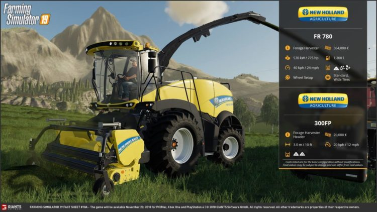 Top 10 Punto Medio Noticias | Forage Harvester Fs19 Mod