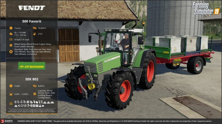 FS19 new machinery review - FS19 mods / Farming Simulator 19 mods