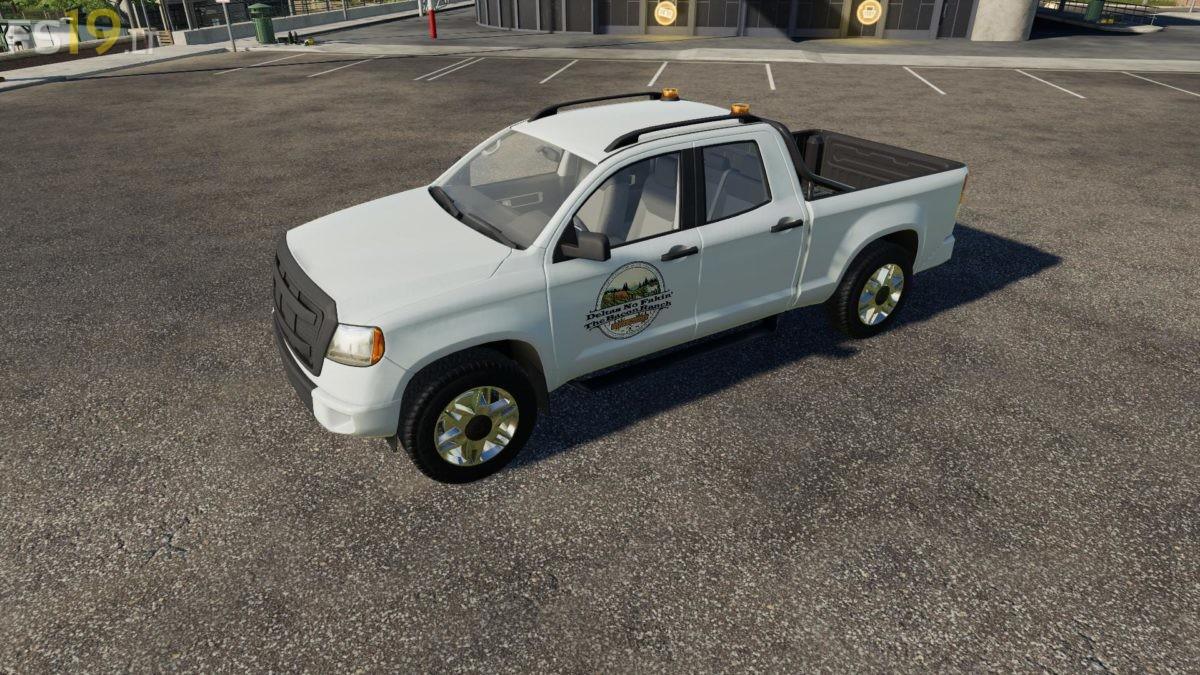 Lizard Pickup 2014 v 1 0 - FS19 mods / Farming Simulator 19 mods