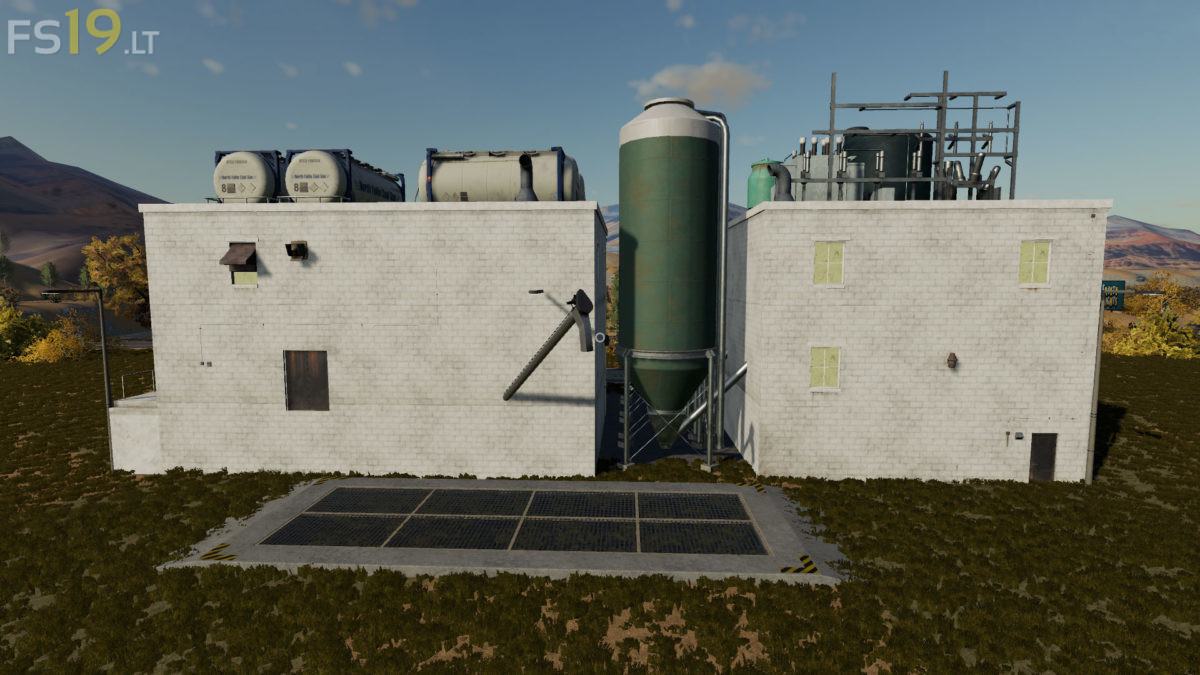 Multi Large Silo v 1 0 0 1 - FS19 mods / Farming Simulator