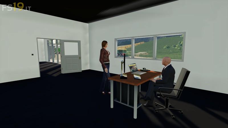 Garage Lifts For Cars >> Placeable Workshop v 1.0 - FS19 mods / Farming Simulator ...