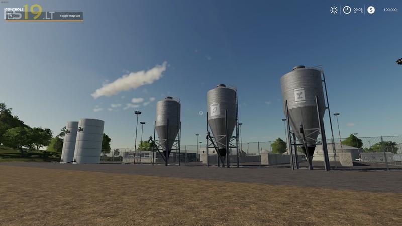 Ravenport Map V 1 0 5 0 Fs19 Mods Farming Simulator 19