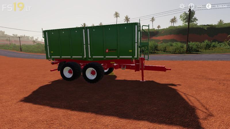 kroeger agroliner tkd 302 xxl v 1 0 fs19 mods farming simulator 19 mods. Black Bedroom Furniture Sets. Home Design Ideas