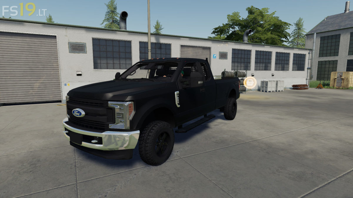 Fs19 Ford F250