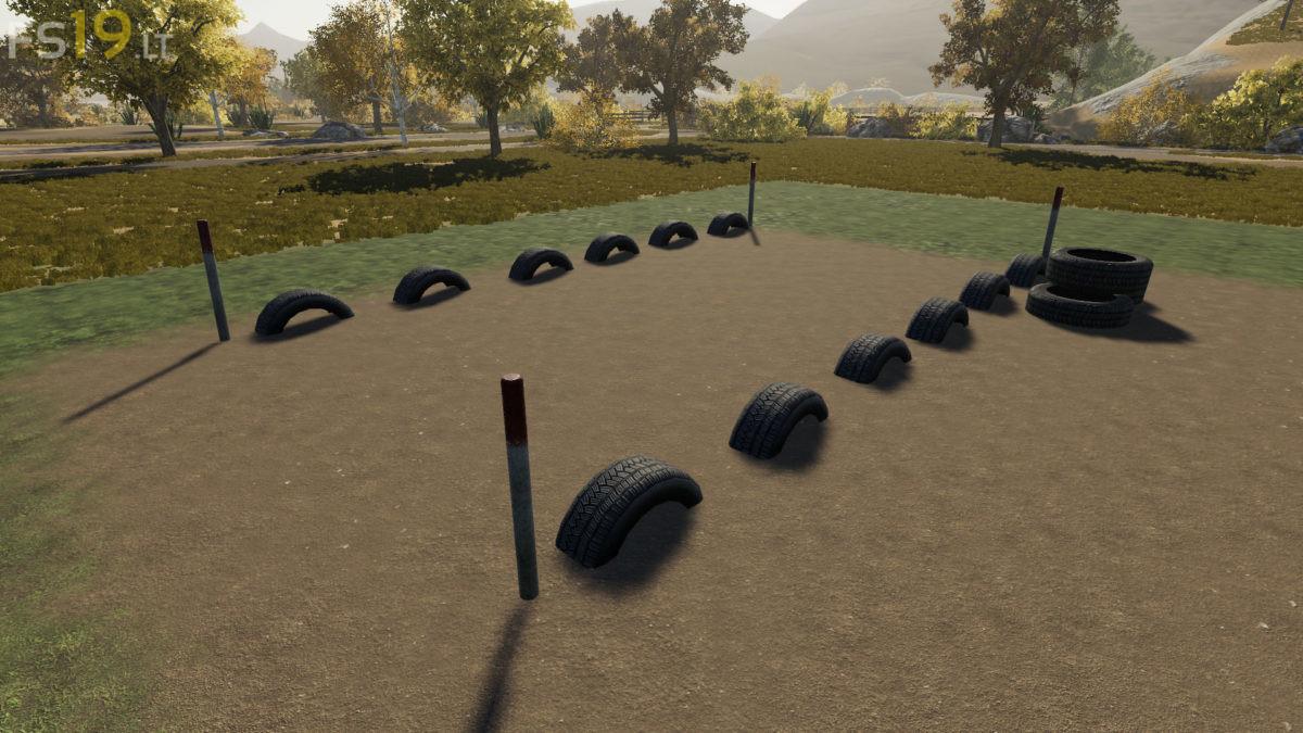 Small Bunker Silo v 1 0 - FS19 mods / Farming Simulator 19 mods