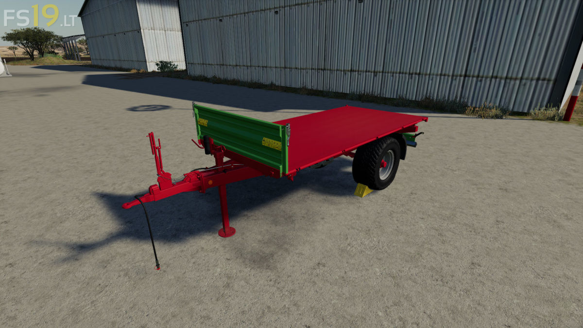 Autoload-Trailers-Pack-4 - FS19 mods / Farming Simulator 19 mods