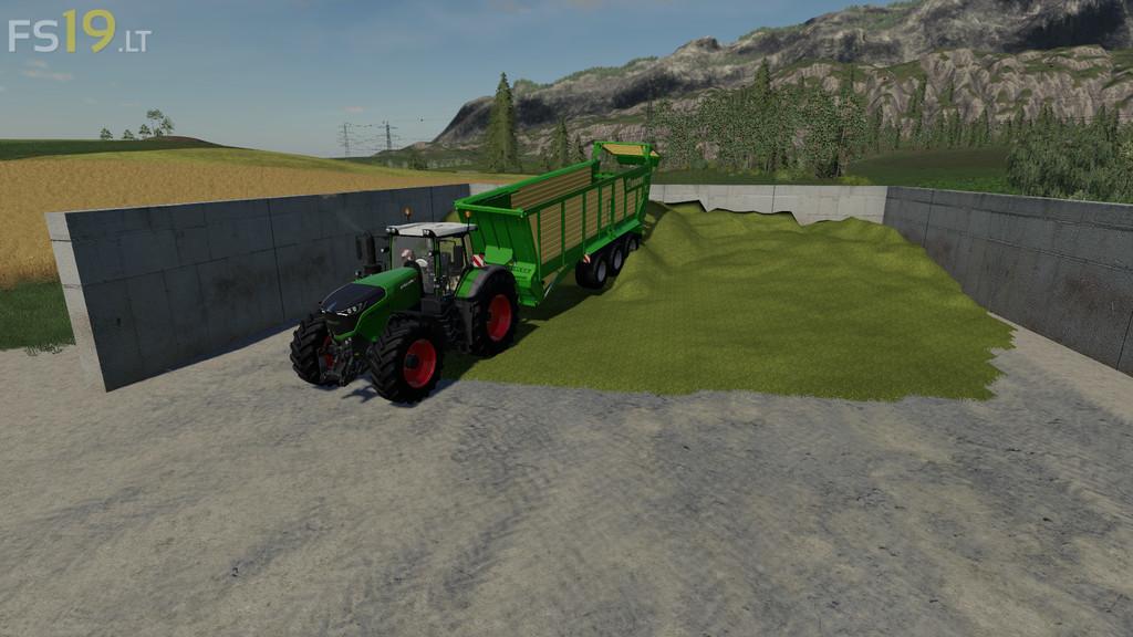 Farming Simulator 19 Bunker Silo