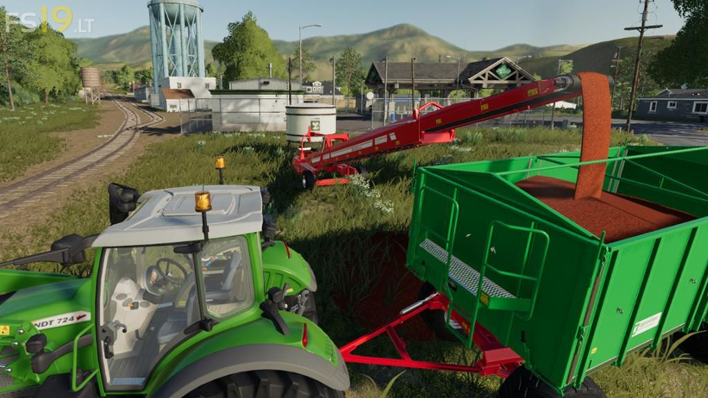 Fill Trigger Conveyor Belt v 1 0 - FS19 mods / Farming Simulator 19 mods