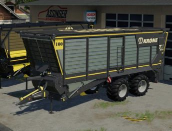 FS19 mods / Farming Simulator 19 mods - Forage Trailers - Page 2 of 4