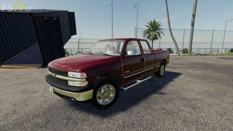 1999 Chevy Silverado 1500 v 1.0 - FS19 mods / Farming ...