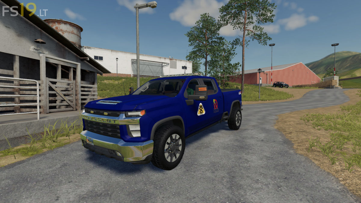 Chevy Silverado City Service 2020 v 1.1 - FS19 mods ...