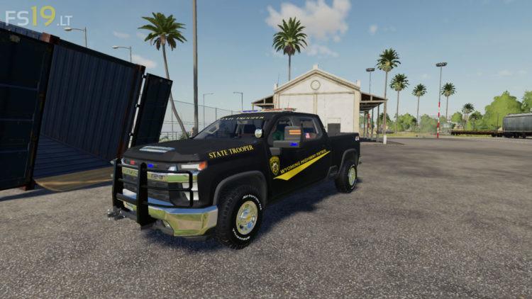 Chevy Silverado City Service 2020 v 1.1 - FS19 mods ...