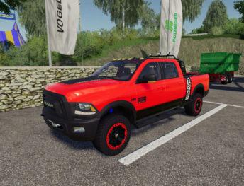 FS19 mods / Farming Simulator 19 mods - Dodge