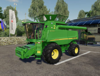 FS19 mods / Farming Simulator 19 mods - John Deere Harvesters