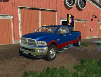 FS19 mods / Farming Simulator 19 mods - Dodge