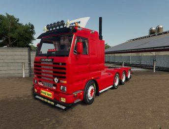 FS19 mods / Farming Simulator 19 mods - Scania