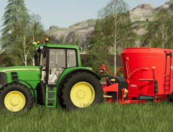 FS19 mods / Farming Simulator 19 mods - Feed Mixers