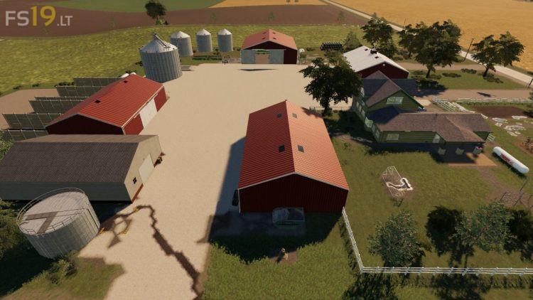 Stone Valley Map V 1 0   Farming Simulator 19 Mods