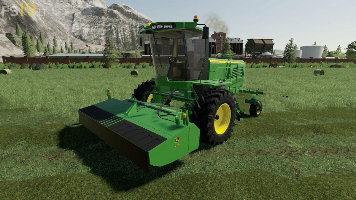 john deere w260 v 10  fs19 mods  farming simulator 19 mods