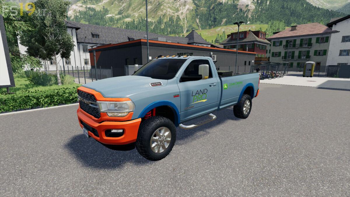 2020 Dodge Ram 3500 Single Cab v 3.0 - FS19 mods / Farming ...